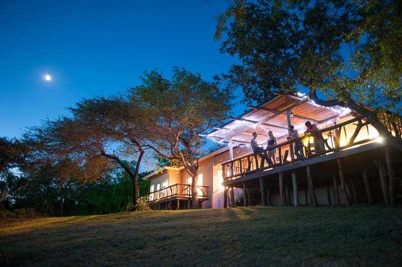 Mkhulu's House @ Hluhluwe River Lodge