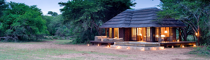 Phinda Vlei Lodge Luxury Thatched Suite Big 5 Safari Phinda Private Game Reserve