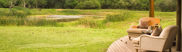 Phinda Zuka Lodge Main Lodge View Phinda Private Game Reserve KwaZulu-Natal South Africa
