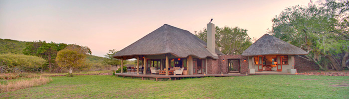 Phinda Zuka Lodge Main Lodge Area Phinda Private Game Reserve KwaZulu-Natal South Africa