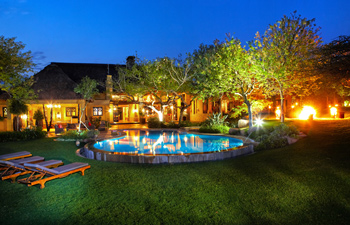 Evening Thanda Private Villa iZulu Exclusive-Use Thanda Private Game Reserve Accommodation Bookings