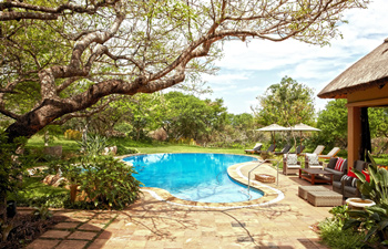 Swimming Pool Thanda Private Villa iZulu Exclusive-Use Thanda Private Game Reserve Accommodation Bookings