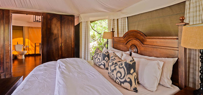 Thanda Tented Safari Camp Thanda Private Game Reserve KwaZulu-Natal Luxury Game Lodge