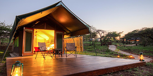 Large walk-in Tents Mavela Game Lodge Manyoni Private Game Reserve Zululand Rhino Reserve Luxury Tented Camp