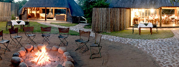 Rhino River Lodge Manyoni Private Game Reserve  previously Zululand Rhino Reserve KwaZulu-Natal South Africa